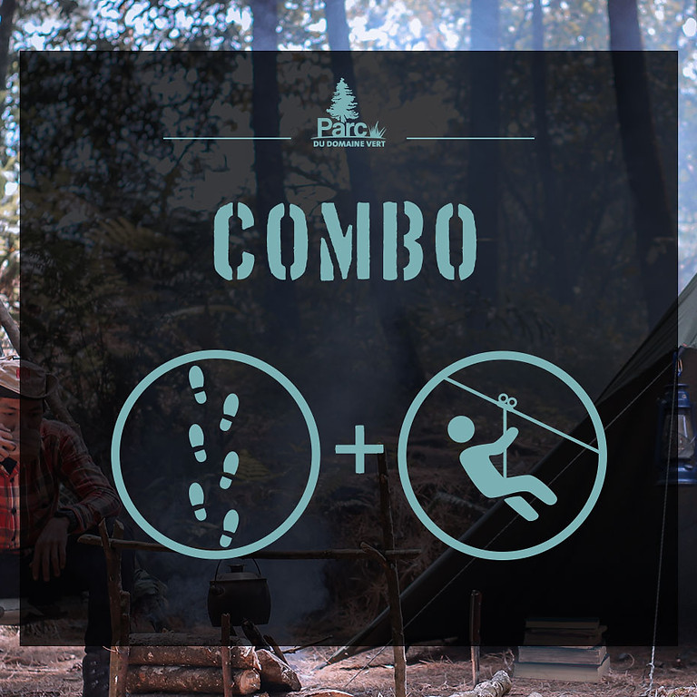 16 Oct - Combo - Rallye & Hébertisme