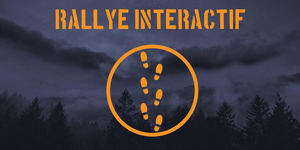 Rallye Interactif (Animation)
