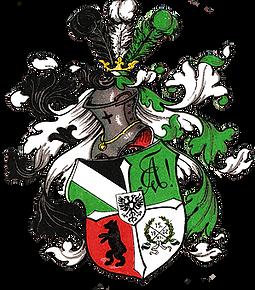 Wappen der B! Ascania Friedberg