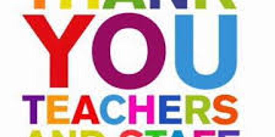 End of the Year Teacher Appreciation Shabbat