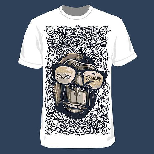 Dream Reality Gorilla Tee