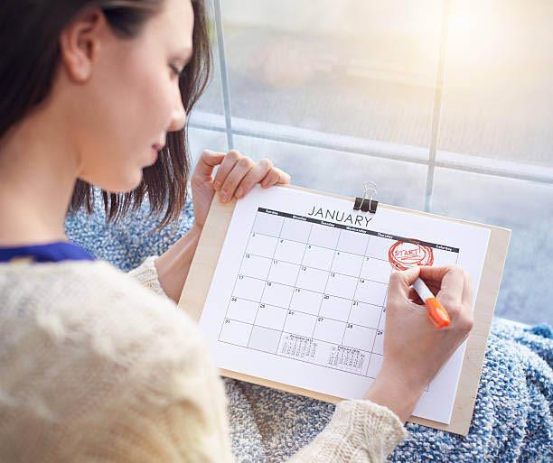 Marking a Calendar