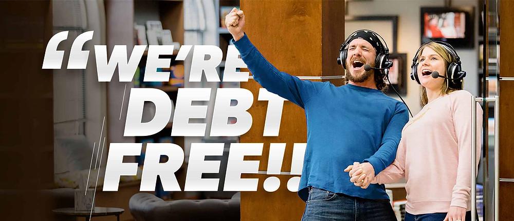 Debt Free Scream