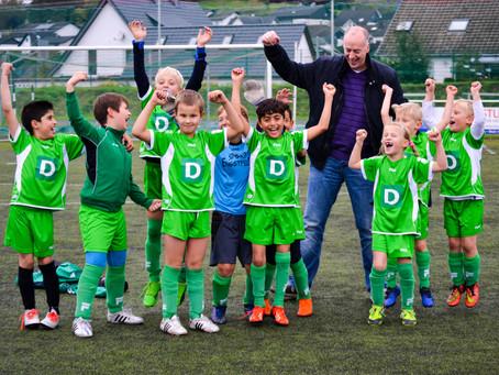 Erfolgreiches Spiel der F-Jugend