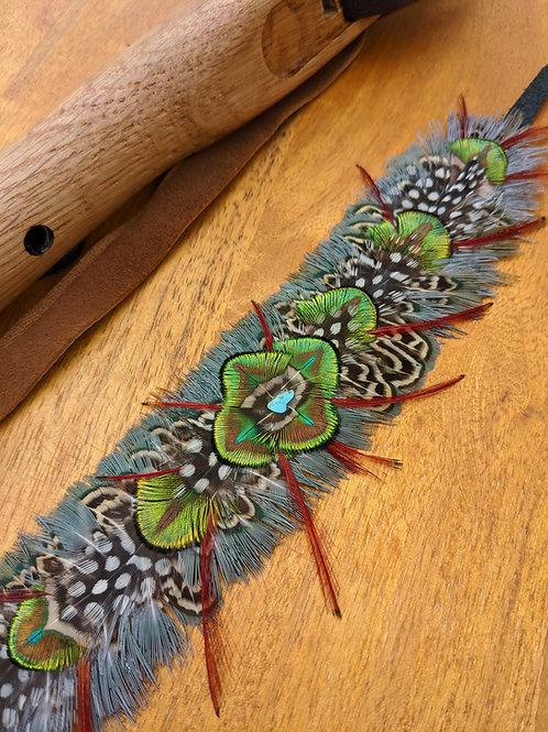 Feathers - Headband or Choker