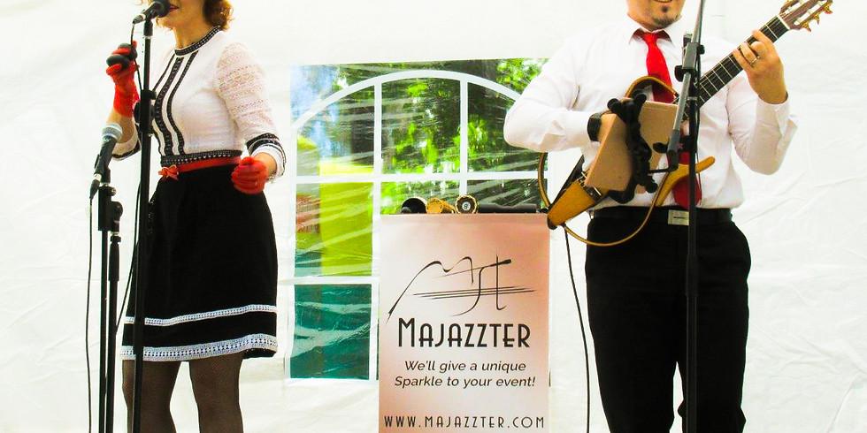 Majazzter in Parramatta