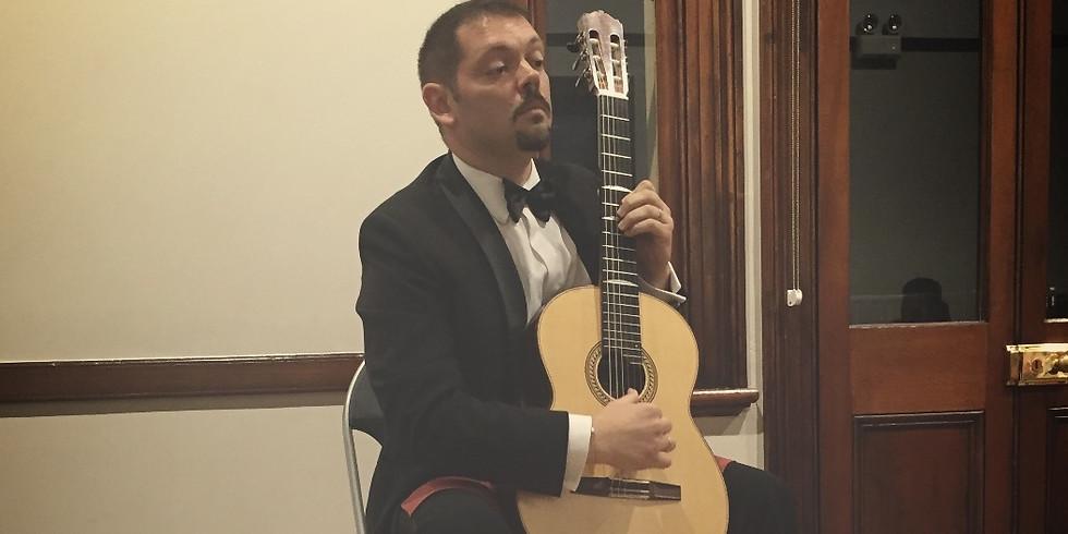 Recital @ Conservatorio di Novara