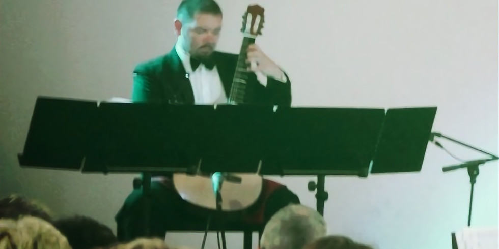 Recital Sydney Classical Guitar Society