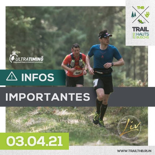 Edition 2021 : informations importantes