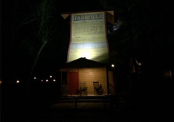 Parkfield_Lodge_Watertower_Night