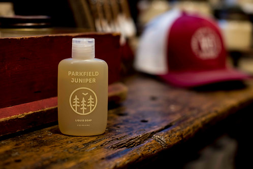Parkfield Juniper Liquid Soap
