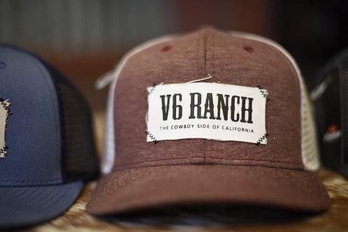 V6 Stitch Hat