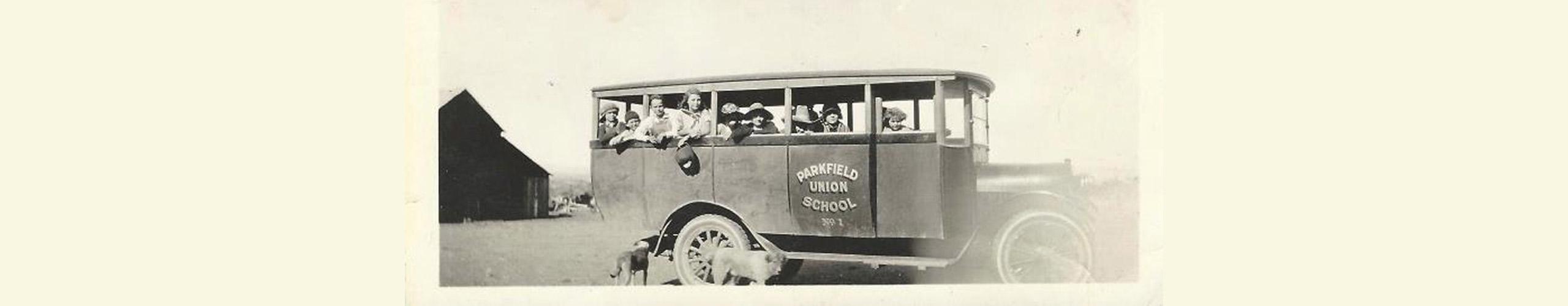 Parkfield_History_School_Bus