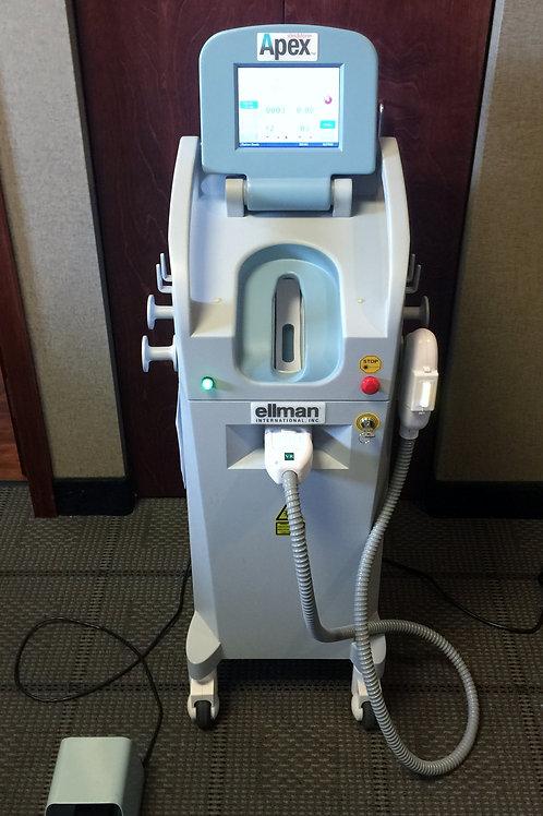 Ellman / Cynosure Apex IPL and Er:2940 YAG Laser