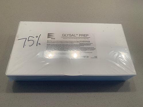 Glysal Prep Glycolic (7.5%) and Salicylic (2%) Acid Peel Prep NIB