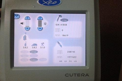 Cutera XEO with Full YAG + LP560 + Prowave