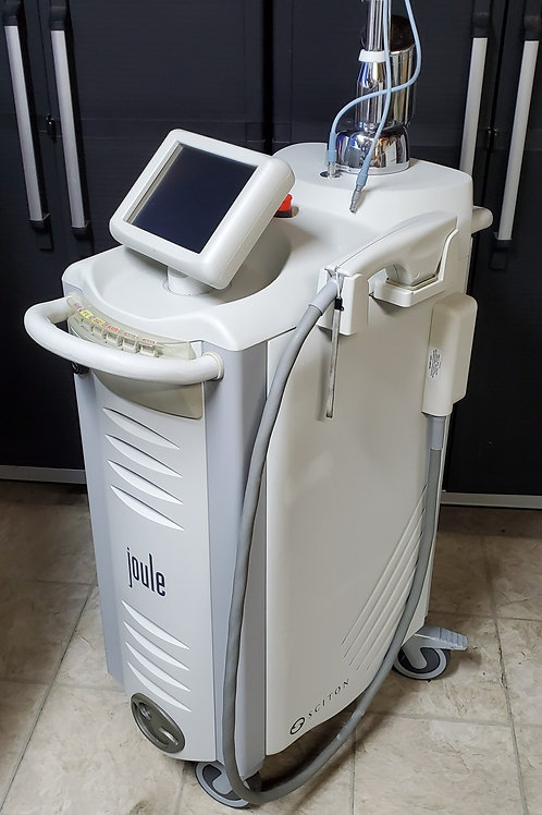 2013 Sciton Joule 7 w/ Profrational XC & BBL
