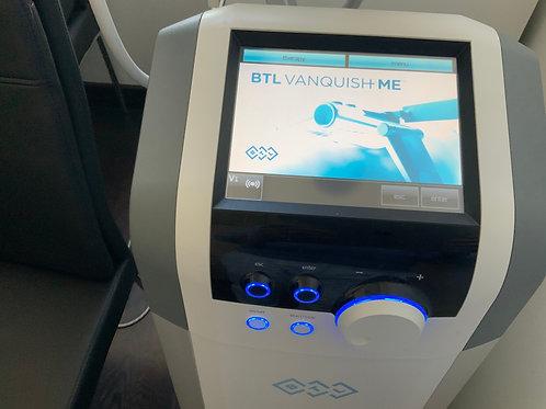 BTL Vanquish ME RF System w/ Core & Flex Applicator, upgraded by BTL 2016