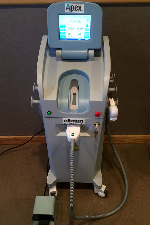 2013 Ellman / Cynosure Apex IPL and Er:YAG Laser