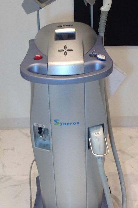 Syneron eMax Laser w/ 3 Hand Pieces