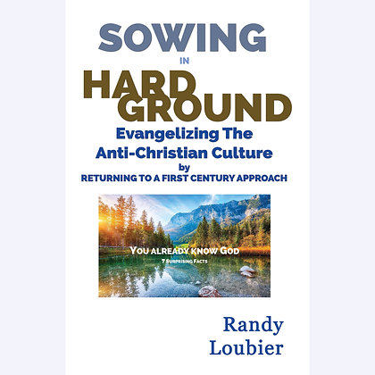 Sowing in Hard Ground