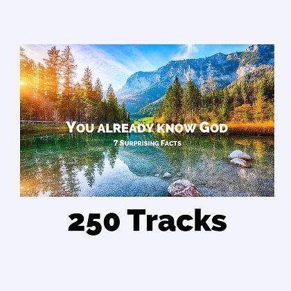 You Already Know God Track