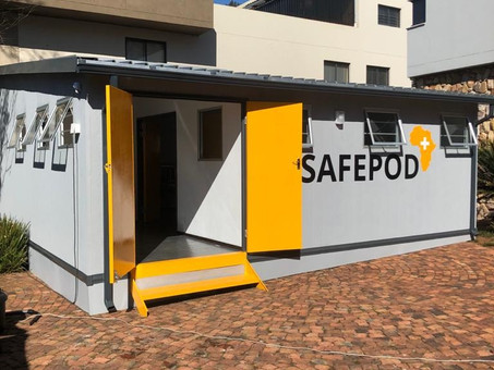 SAFEPOD has been streamlined!