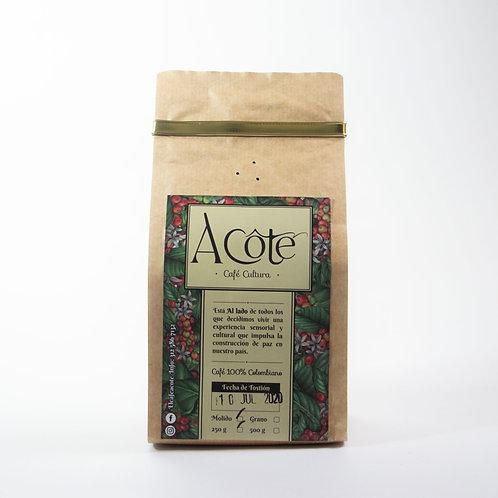 Abejorral origin Columbian coffee