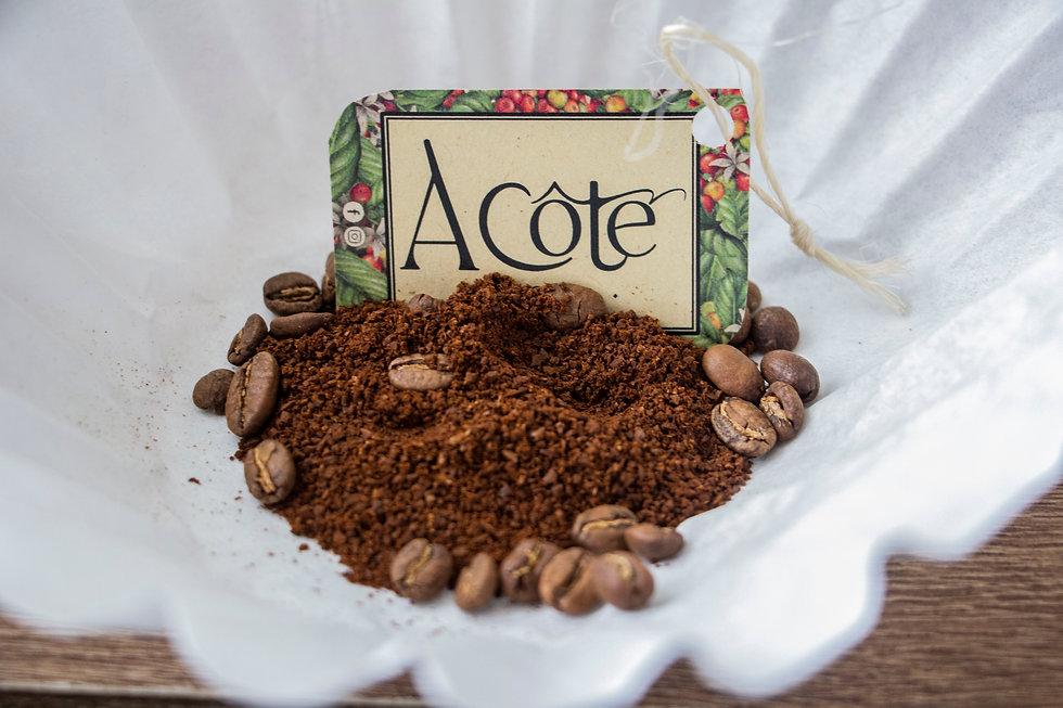 Ground Columbian coffee beans.JPG