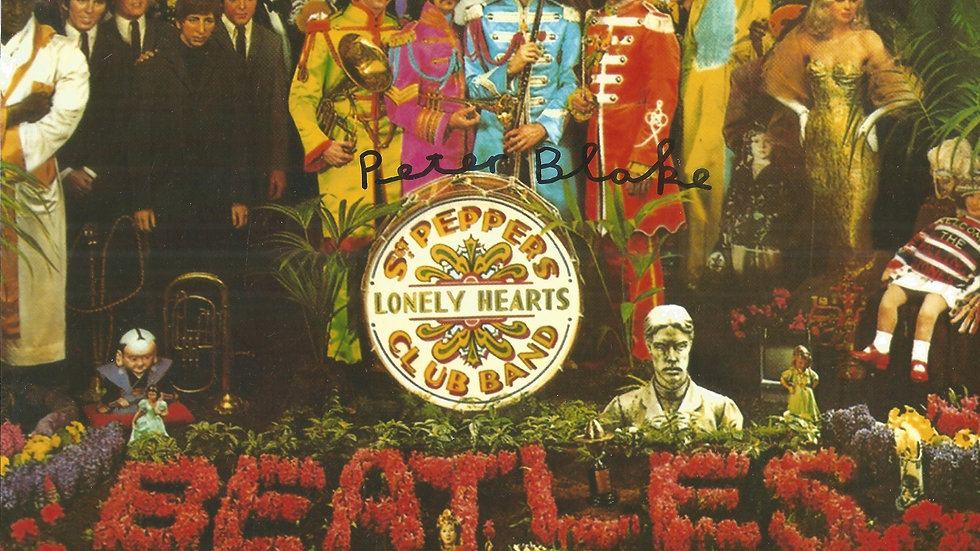 Sgt Pepper's Magical Mystery Tour