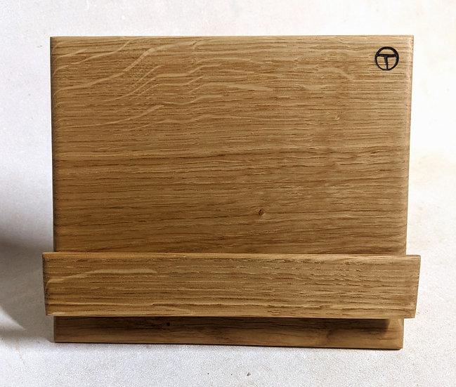 oak bookstand 3