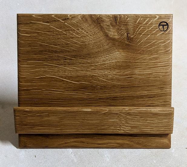 oak bookstand 4