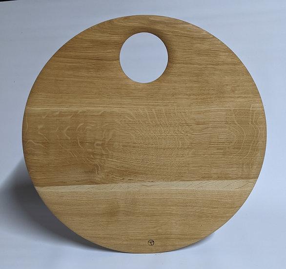 round board in oak 3