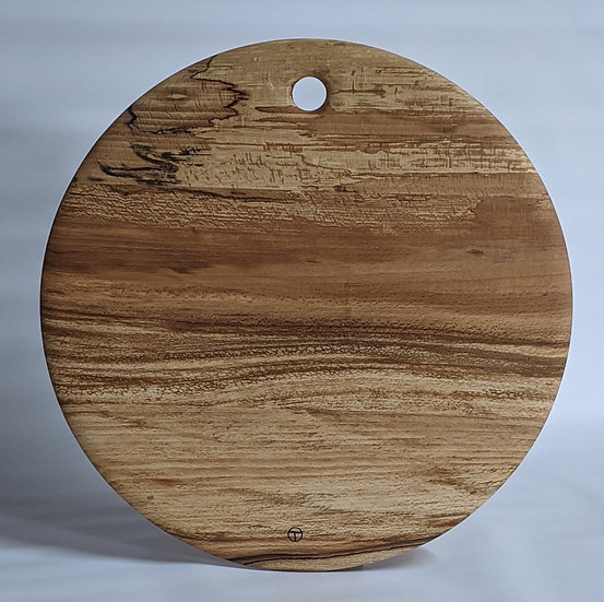 round board in beech 1