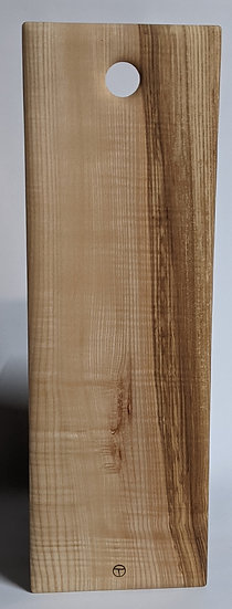 rippled olive ash table board 1