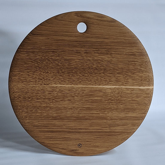 round board in oak 5