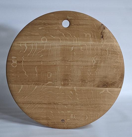 round board in oak 4