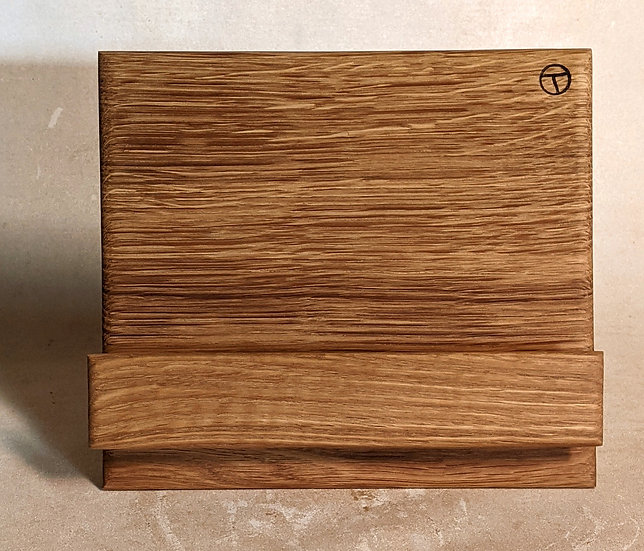 oak bookstand 2