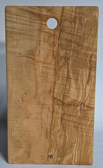 rippled olive ash table board 2