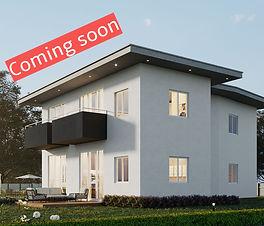 Neubau-Doppelhaus in Haiming in Tirol