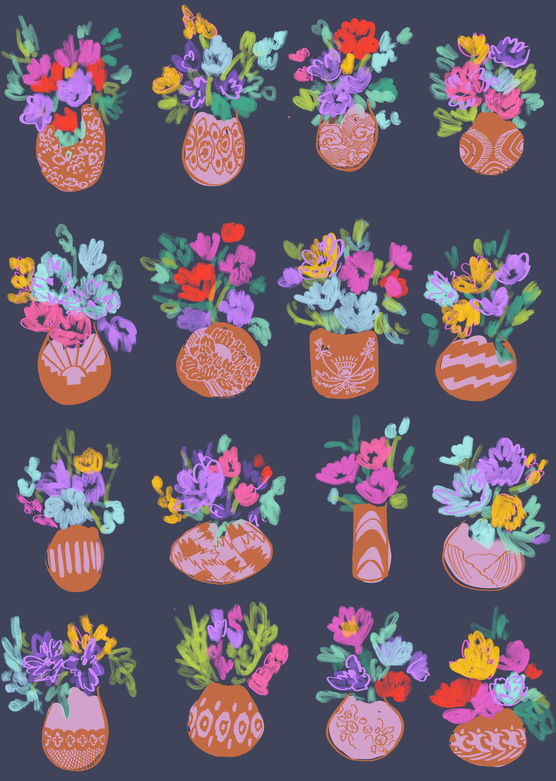 Bouquets d'Art - Garden