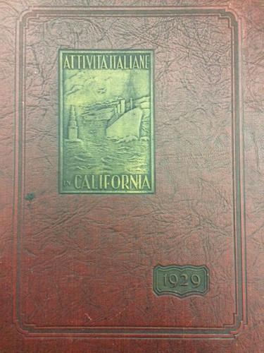 Attivita Italiane 1929