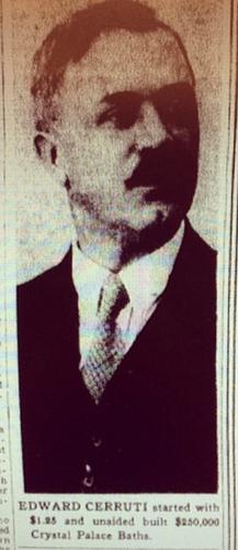 Great Grandfather Edward Cerruti