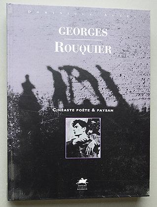 Georges ROUQUIER - Livre