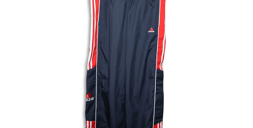 ADIDAS TRACKSUIT BOTTOMS | XL