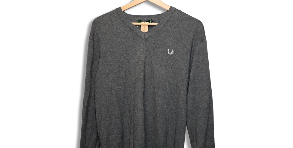 FRED PERRY KNITTED JUMPER | M