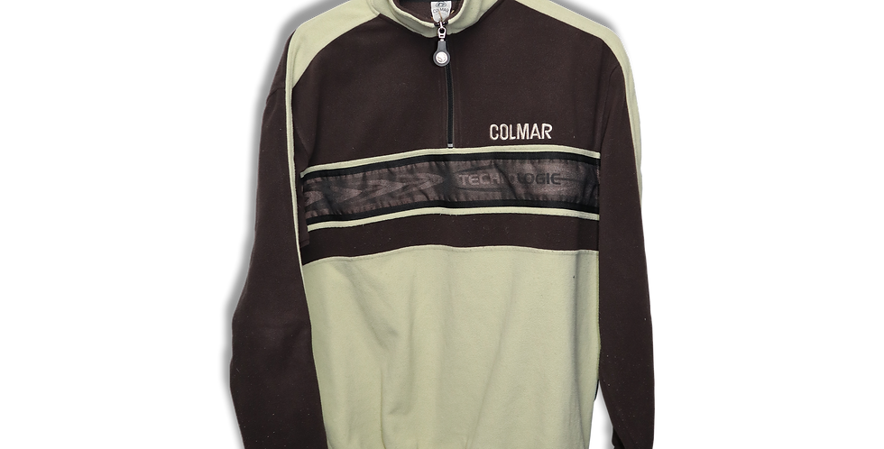 COLMAR QUARTER ZIP FLEECE | M