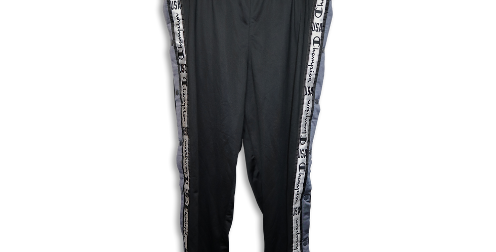 CHAMPION TRACKSUIT BOTTOMS | XL