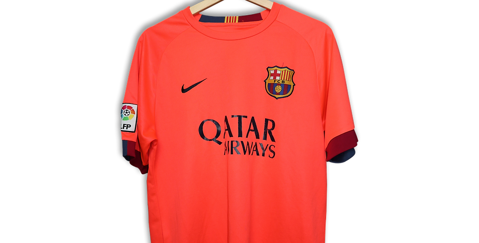 2014/2015 FC BARCELONA AWAY KIT | L