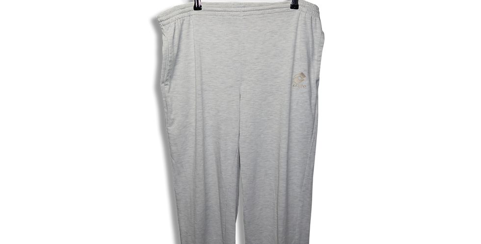 LOTTO TRACKSUIT BOTTOMS | XL